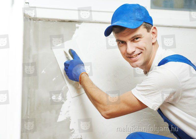 A festő, mázoló tanfolyam után magabiztosan dolgozhatsz különböző anyagokkal és technikákkal.