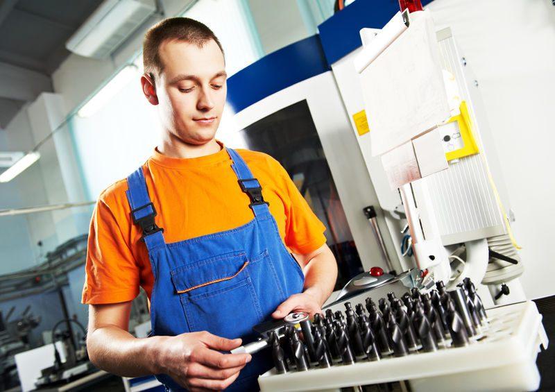 A gépi forgácsoló tanfolyam után alkatrészek gyártásával is foglalkozhatsz.