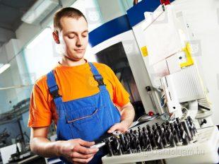 A gépi forgácsoló tanfolyam után alkatrészek gyártásával is foglalkozhatsz