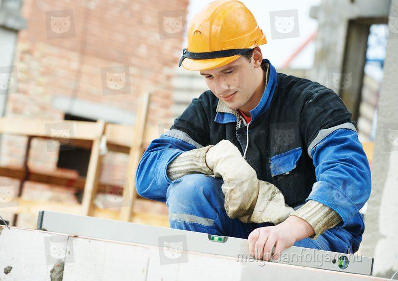 A kőműves tanfolyam elvégzése után számtalan tevékenységet folytathatsz az építőiparban