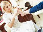 A lábápoló tanfolyam során megtanulod a láb kezelésének folyamatát.