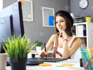 A grafikus képzés során megtanulod az alapvető tervezési folyamatokat, és elsajátítod a számítógépes programok használatát is.