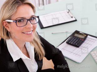 A vállalkozási és bérügyintéző tanfolyam után számos vállalatnál elhelyezkedhetsz